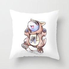I'll Keep you Safe Throw Pillow