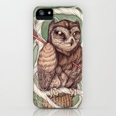 Wisdom Wounded by Folly iPhone (5, 5s) Slim Case