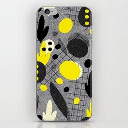 CONCRETE MEMPHIS iPhone Skin