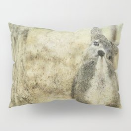 Nose to Tail Pillow Sham