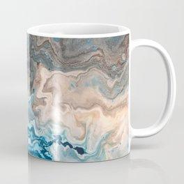 Earthy Waves 1 Coffee Mug