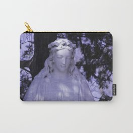Saint Mary Carry-All Pouch