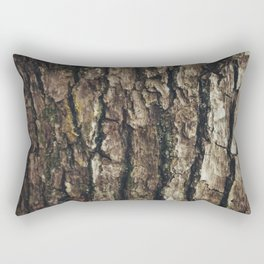 Woodgrain Rectangular Pillow