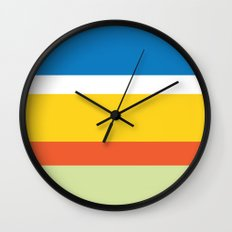 The Color of - MARGE Simpsons Wall Clock