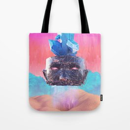 Oracular head Tote Bag