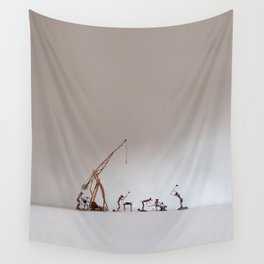 BoneFree's Factory Wall Tapestry