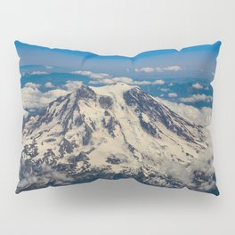 Pacific Northwest Aerial View - II Pillow Sham