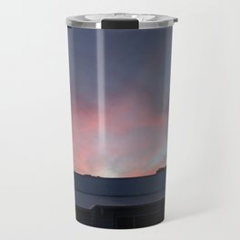 Cotton Candy Sky 3/3 Travel Mug
