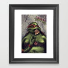 Michaelangelo Framed Art Print