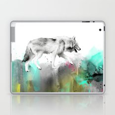 Wild No. 3 // Wolf Laptop & iPad Skin