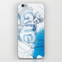 Guten Tag iPhone Skin