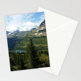 Glacier National Park - Hidden Lake Stationery Cards