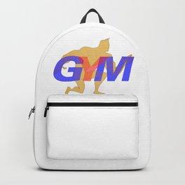 GYM Man 5 Backpack