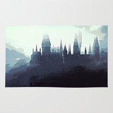 Harry Potter - Hogwarts Rug