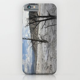 Mammoth Hot Spring  Terrace iPhone Case