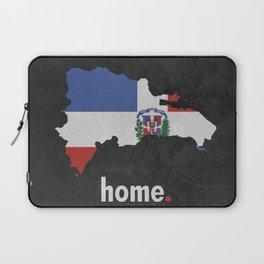 Dominican Republic Proud Laptop Sleeve