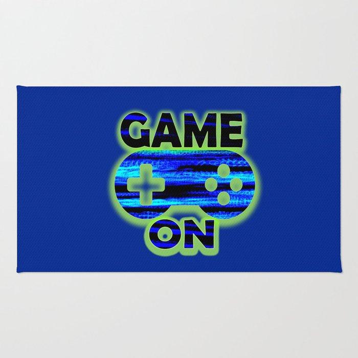 Game On Rug