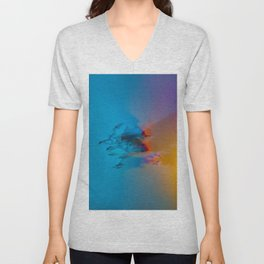 Don't Forget to Smell the Flowers Unisex V-Neck