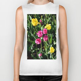 "Muscogee (Creek) Nation - Honor Heights Park Azalea Festival, Tulip ""Critical Mass"" Biker Tank"
