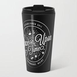 Once Upon a Time / TV / Badge Design Travel Mug