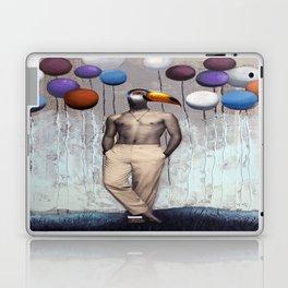 The Balloon God Laptop & iPad Skin