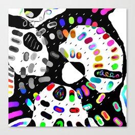 Circular 27 Canvas Print