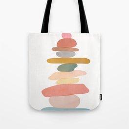 Balancing Stones 22 Tote Bag