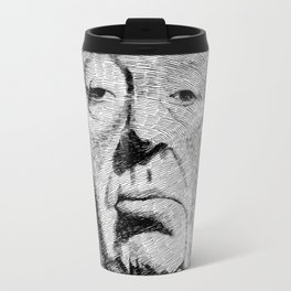 Fingerprint - Hitchcock Travel Mug
