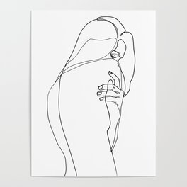 Woman Body Posters For Any Decor Style Society6