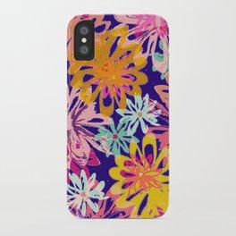 FlowerHex iPhone Case