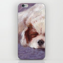 Sleeping Dog iPhone Skin