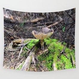 Wild Mushroom Wall Tapestry