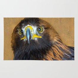 Scottish Golden Eagle Rug