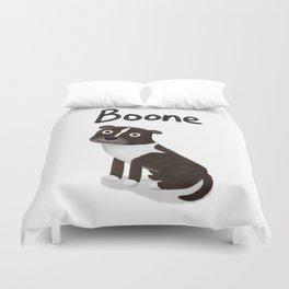 """Custom Artwork, """"Boone"""" Duvet Cover"""