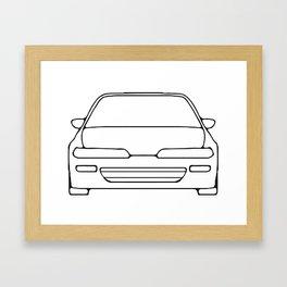 Da9 #2 Framed Art Print