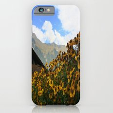 Daisies and Alps Slim Case iPhone 6s