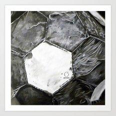 Our Ball Art Print