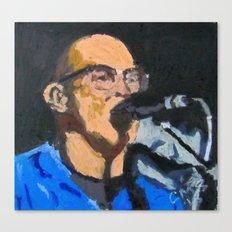 Portrait of Tom Beyer Canvas Print