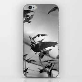 winged flight iPhone Skin
