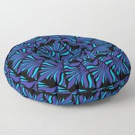 Spiraling Out Floor Pillow