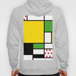 Mondrian – Bycicle Hoody