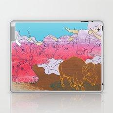 WHERE THE BUFFALO ROAM? Laptop & iPad Skin