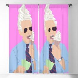 Joe Biden Cone Blackout Curtain