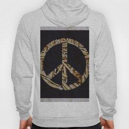 War & Peace Hoody