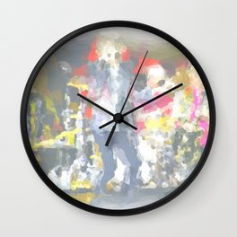 Rolling Stones Wall Clock
