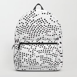 Planet Surface Circle Backpack