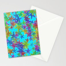 Starfish Parade Stationery Cards