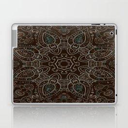 Earth Tones Paisley Mandala Laptop & iPad Skin