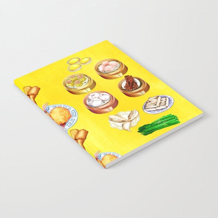 Dim Sum Notebook