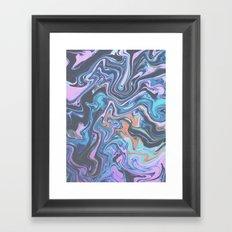 Party Crasher Framed Art Print